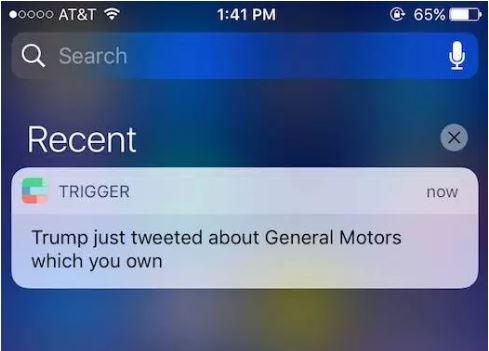trigger app