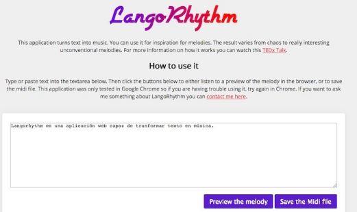 Lango Rhythm