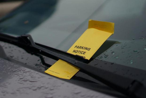 Multa parcheggio app