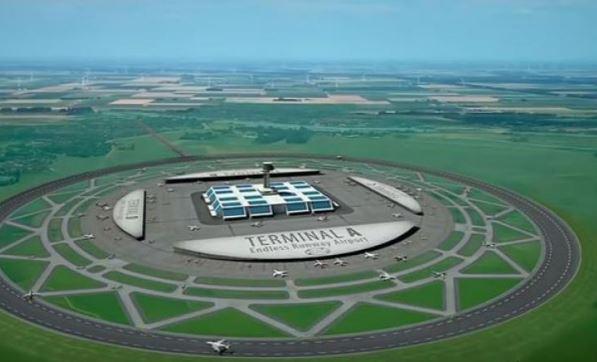 Aeroporti con pista circolare