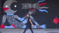 Gio Pistone artista romana è nota per i suoi accattivanti murales caratterizzati da forti colori, ricca fantasia e motivi geometrici. Nata nel 1974, ama il ciclismo, il disegno e la visione di film horror, lavora nella Capitale nel quartiere Portonaccio in un grande studiochiamato Muta,è uno spazio condiviso al centro […]