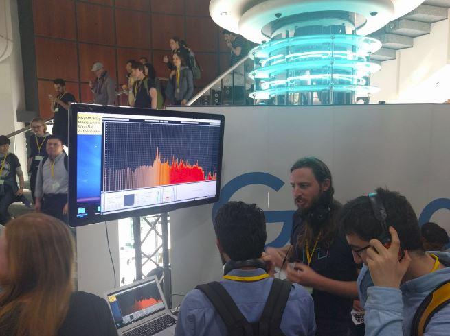 NSynth suoni intelligenza artificiale