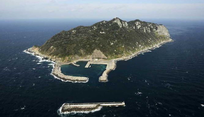 Okinoshima isola sacra interdetta alle donne