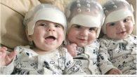 Amy e Mike Howard nel giro di nove mesi sono passati da una coppia a una famiglia di cinque persone, poi i loro gemelli hanno fatto la storia medica. Jackson, Hunter e Kaden sembrano essere il primo noto caso di tre gemelli nati con la craniosinostosi, un raro difetto di […]