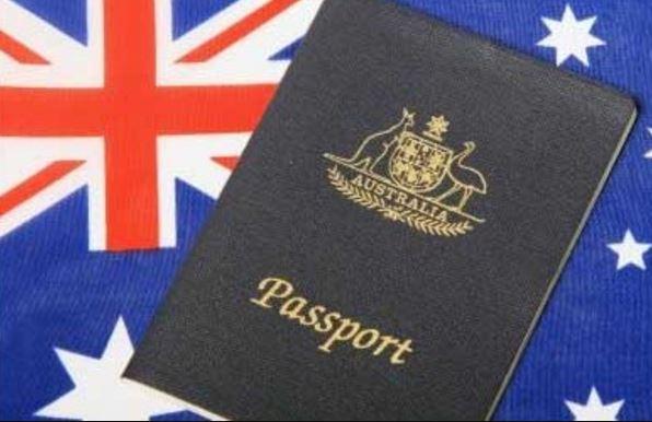 Australia passaporto