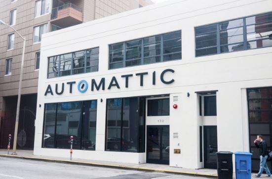 Automattic sede