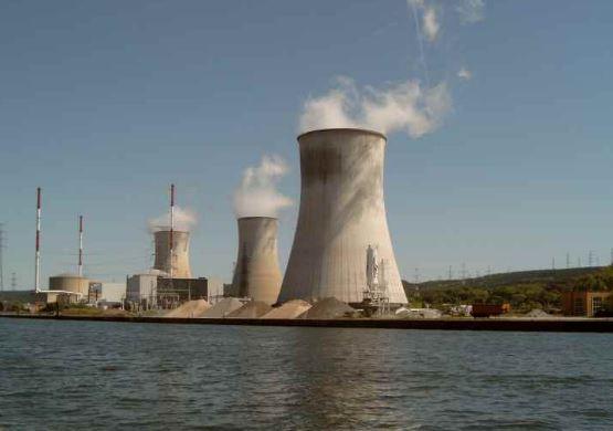 Centrale nucleare Belgio