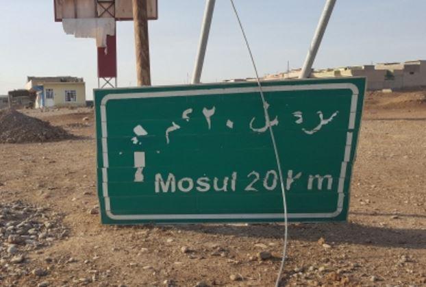 Mosul festeggia Ramadan