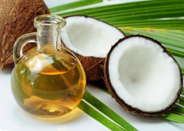 Olio di cocco dannoso per il cuore