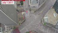 """Migliaia di persone per celebrare i 150 anni del Canada, indossando camicie rosse, si sono riunite a un incrocio nel centro della città di Winnipeg, per formare la """"più grande foglia d'acero vivente"""". Il Centro di Winnipeg Biz, che ha organizzato l'evento, ha detto che il mattino di sabato, 1° […]"""