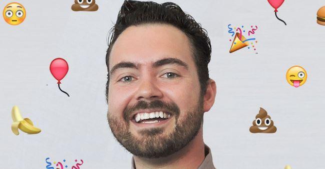 Keith Broni traduttore emojis