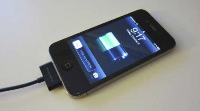 Cellulare batterie nanodiamanti