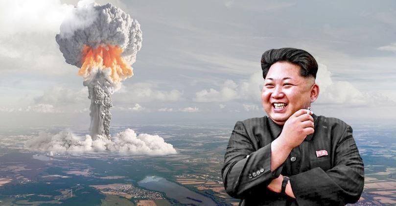 Corea del Nord bomba atomica