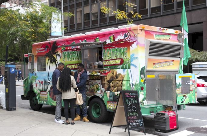 DF Nigerian Food Truck