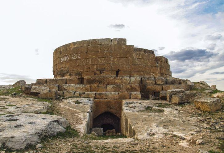 Antica città di Sogmatar