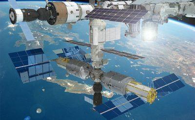 ISS Stazione Spaziale Hotel