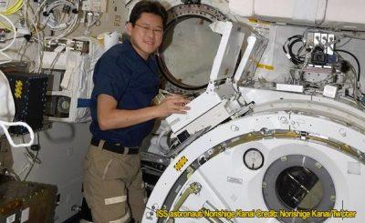 Astronauta giapponese Norishige Kanai