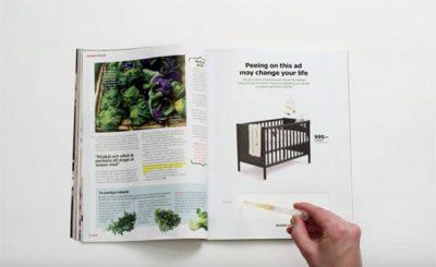Ikeea test gravidanza