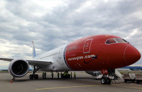 Norvegia aerei elettrici entro il 2040