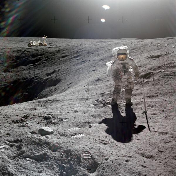 Ritorno sulla Luna - Trump