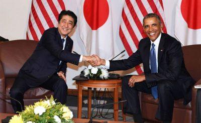 Barack Obama a Tokyo conferenza
