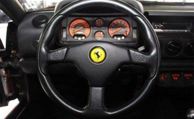Ferrari contachilometri