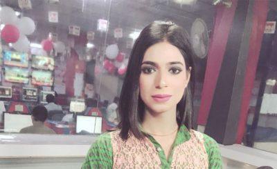 Marvia Malik prima giornalista transgender in Pakistan