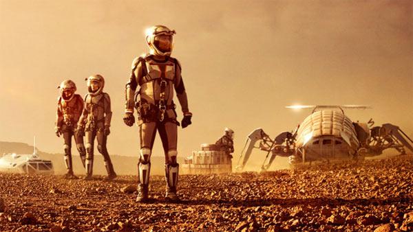 Colonizzatori di Marte