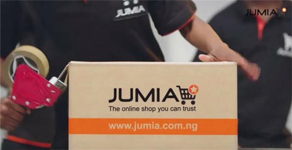 Jumia e-commerce Africa
