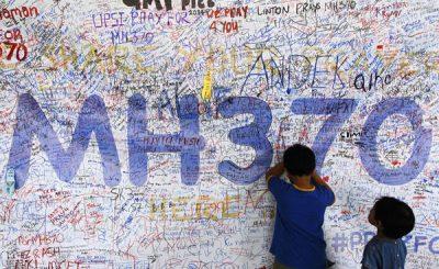 MH370 di Malaysia Airlines