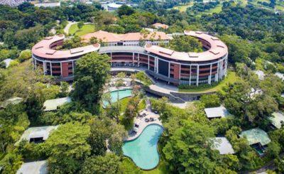 Capella Hotel isola di Sentosa - Singapore