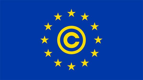 Copyright logo EU