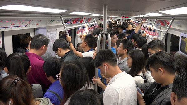 Metropolitana Cina