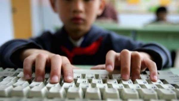 Bambini online insieme ai genitori