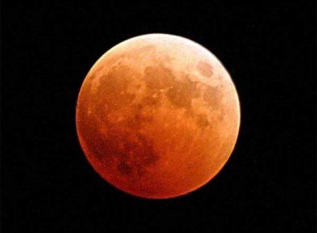 Ecco quando puoi vedere dalla tua località l'eclissi lunare più lunga del 21° secolo (27-28 luglio 2018)