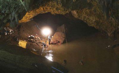 Grotta thailandese