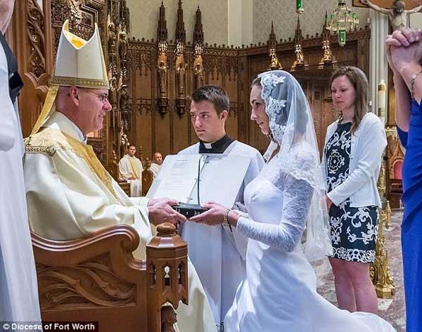 Vergine consacrata