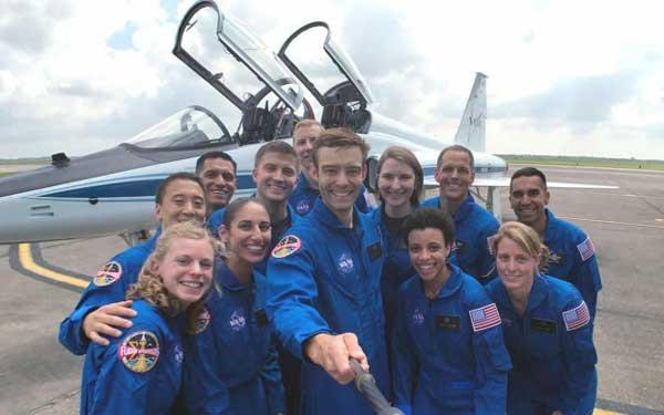 NASA 2017 Class - Robb Kulin