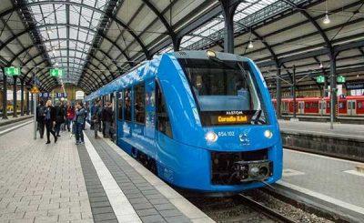 Coradia iLint treno alimentato a idrogeno