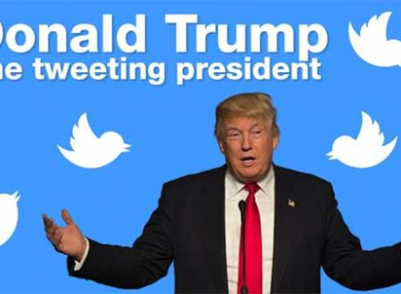 L'analisi matematica dei tweet di Trump rivela che c'è una chiara strategia dietro il suo utilizzo