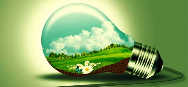 Energie rinnovabili - lampadina