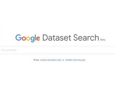Google ha lanciato un nuovo motore di ricerca per aiutare scienziati e giornalisti a trovare i set di dati di cui hanno bisogno