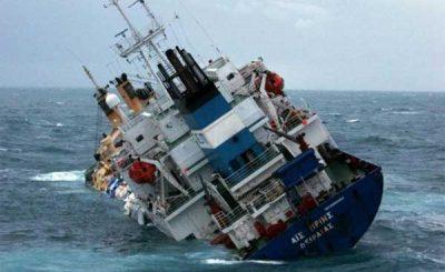 nave mercantile carico liquefatto