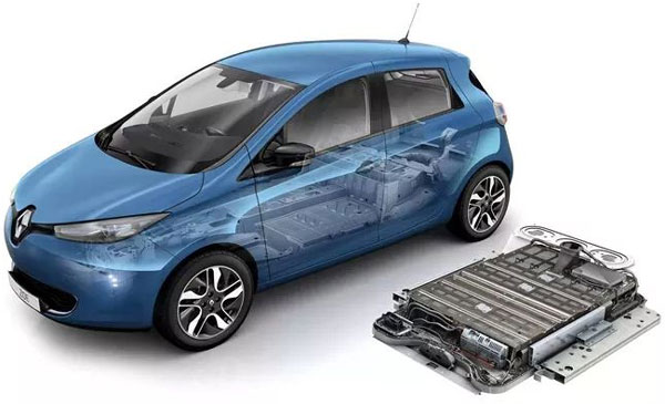 Batterie alluminio-aria