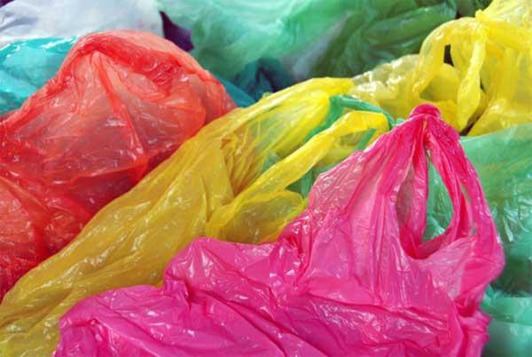 Sacchetti di plastica commestibile
