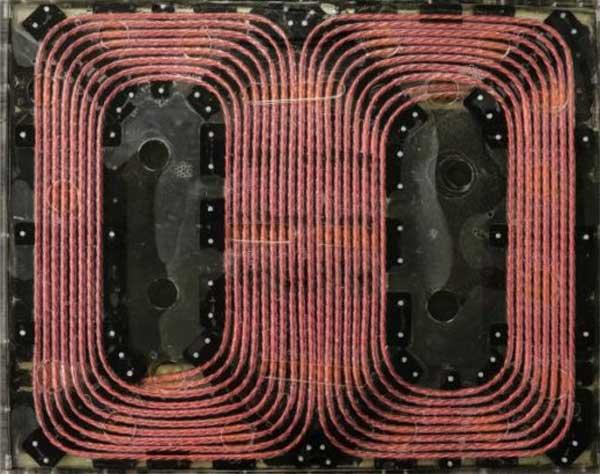 Auto elettriche ricarica wireless