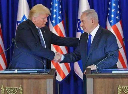 E' imminente la pubblicazione del piano di pace israelo-palestinese di Donald Trump