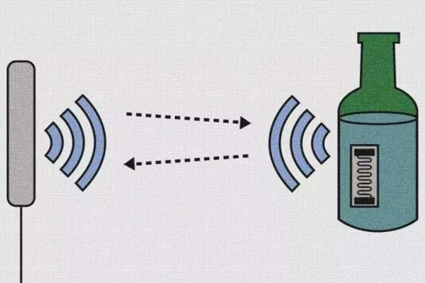 Etichetta RFID sicurezza alimentare