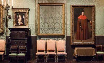 Isabella Stewart Gardner Museum cornici senza dipinti trafugati