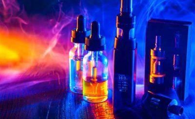 Liquido contraffatto sigaretta elettronica